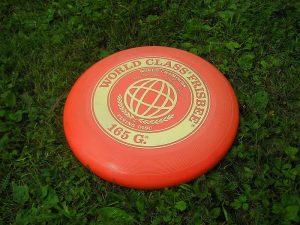 Disc-Frisbee