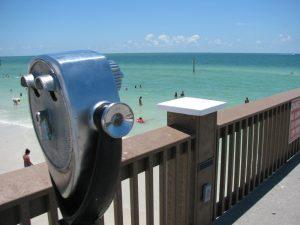 Viewer on Pier 60, Clearwater Beach