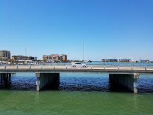 Bridge to Clearwater Beach
