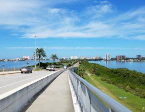 Bridge onto Clearwater Beach