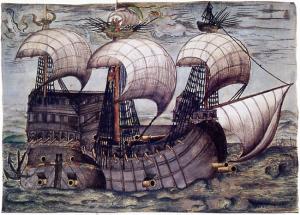 Conquistador ship