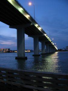 Sand Key Bridge Clearwater Beach