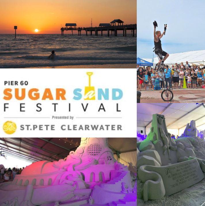 2019 Pier 60 Sugar Sand Festival Clearwater Beach