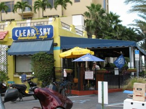 Clearsky Cafe