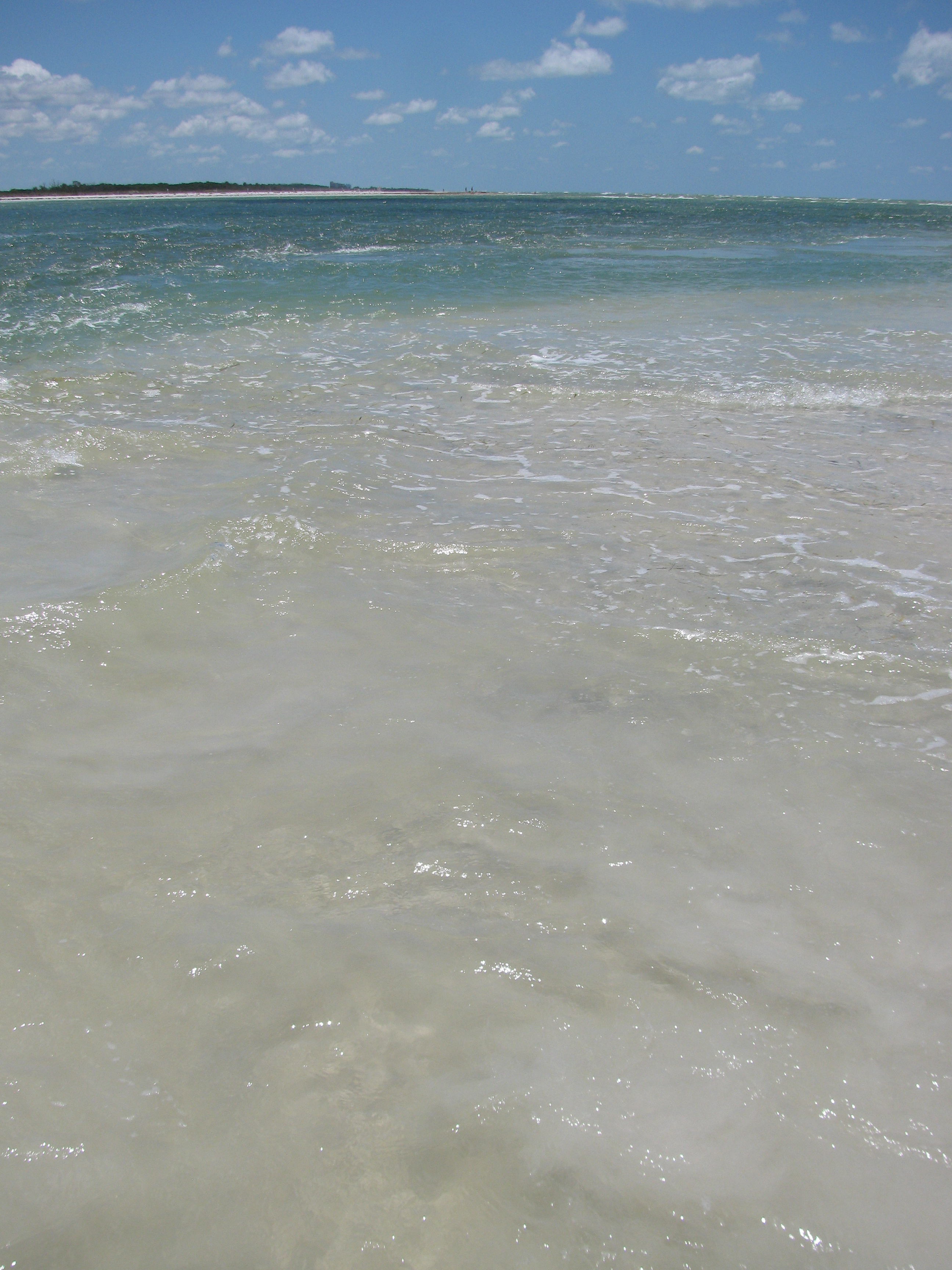 Gulf Coast Sand Bar Hangouts