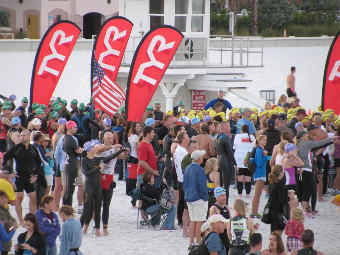 Clearwater Beach TriRock Triathlon 2013