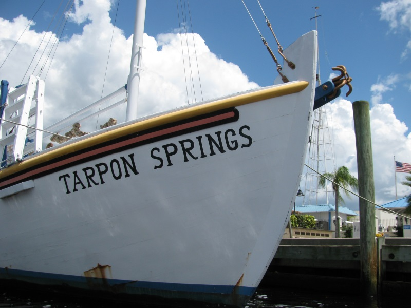 Tarpon Springs Activities