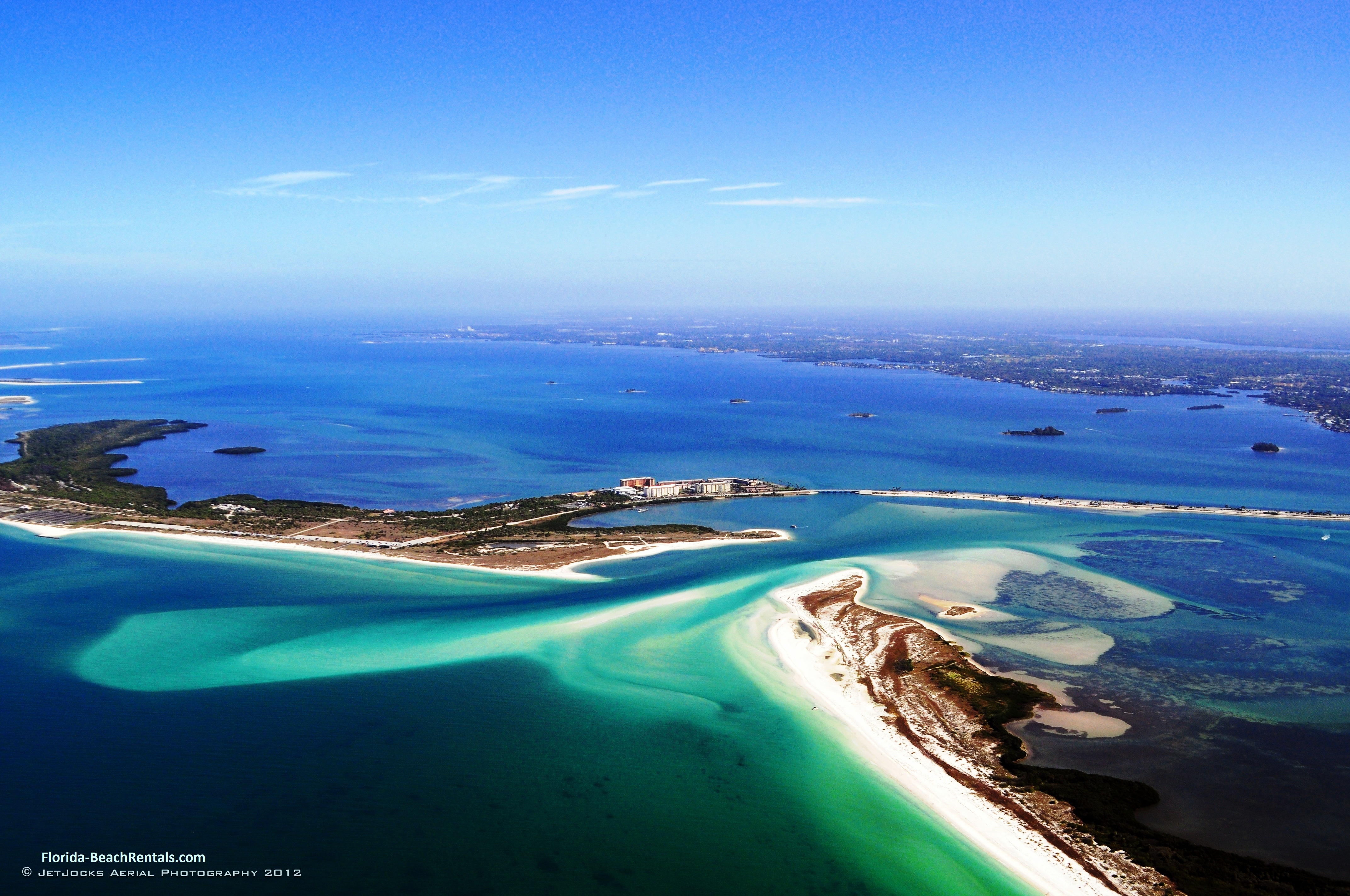 Caladesi Island Honeymoon Island