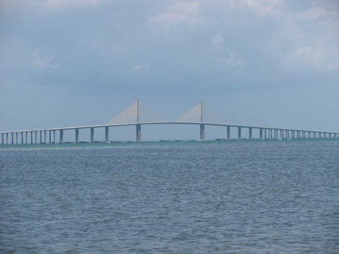 Best View of the Sunshine Skyway Bridge