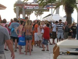 Pier 60 sunset festival