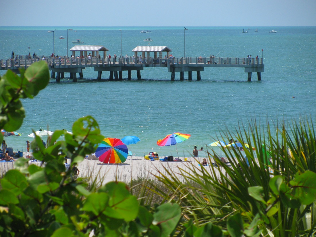 Fort Desoto Beaches, Boating, and History