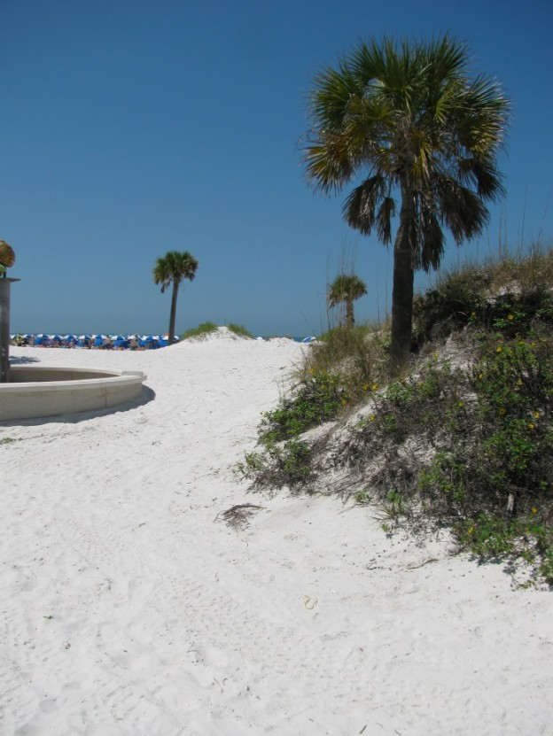 Clearwater Beach vacation