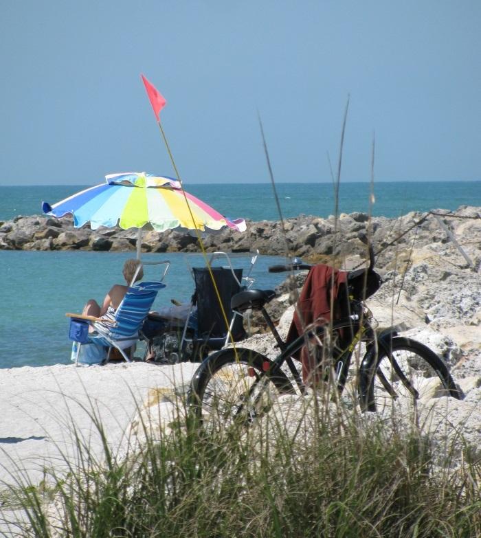 A Beach Less Traveled