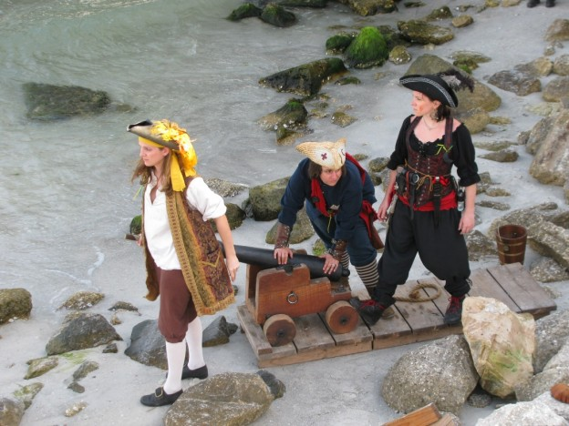 John Levique Pirate Days