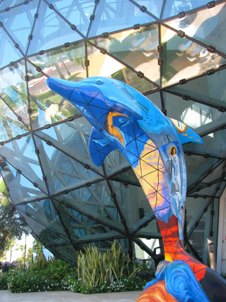 Salvador Dali Museum In St Petersburg Florida