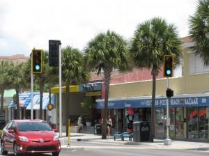 Clearwater Beach crosswalk