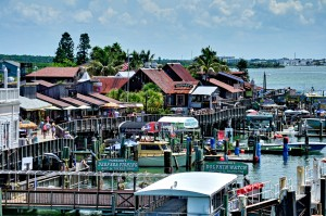 Johns Pass Village and Boardwalk