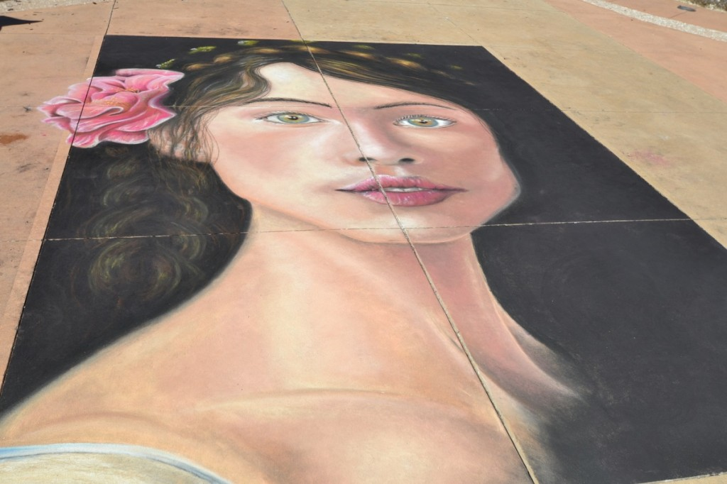 Chalk Walk Peoples Choice Award