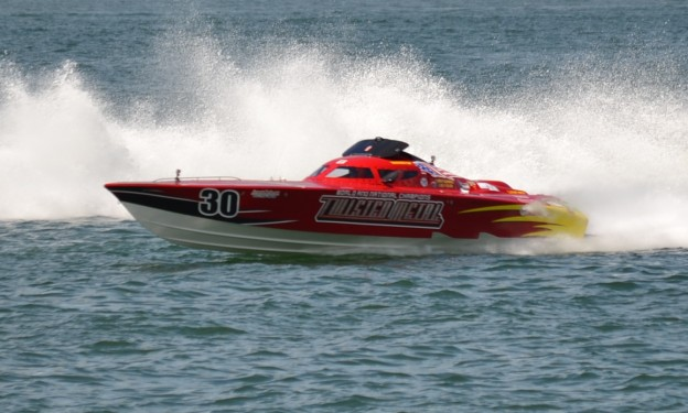 Superboat Races Clearwater Beach