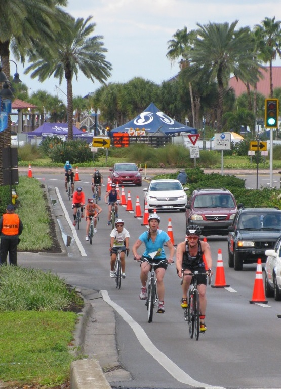 Clearwater Beach TriRock triathlon