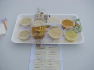 Chowder Challenge chowders
