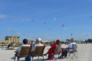 kite festival Treasure Island