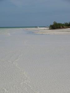North Sandbar Island