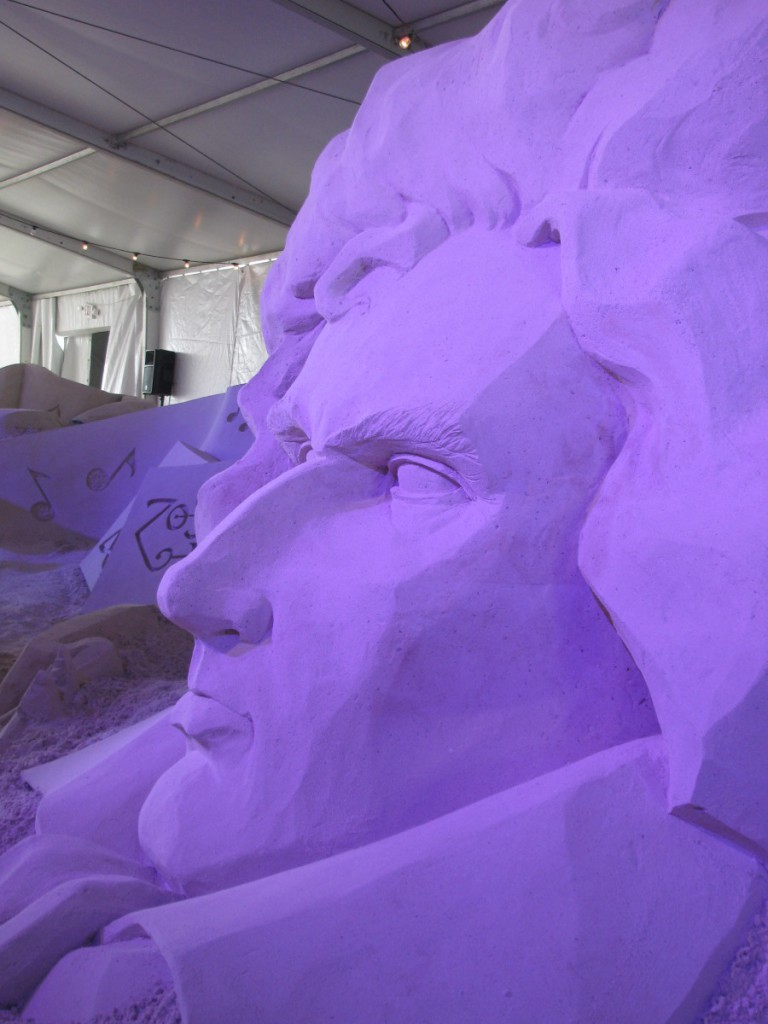 Beethoven at Clearwater Beach Sugar Sand Festival