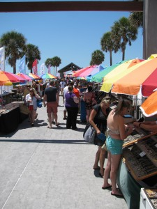 Pier 60 during Sugar Sand Festival