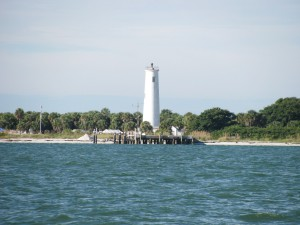 Egmont Key lighthouse