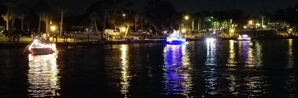 Boat Parade Tarpon